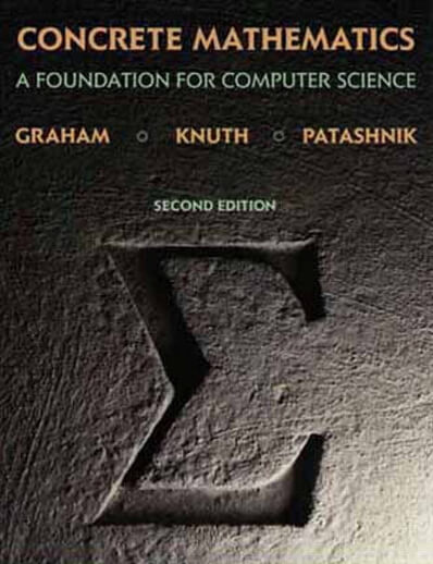 کتاب Concrete Mathematics