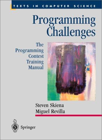 کتاب چالشهای برنامهنویسی - Programming Challenges